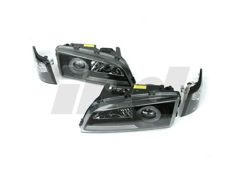 volvo projector headlamp set p