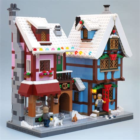 Barzelletta Puffi Vanitoso by Lego Winter Cottage 28 Images Lego 10229 Winter
