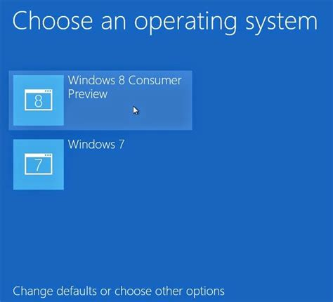 how to choose windows data recovery tools how to remove boot manager pop up messages about to choose os in windows 7
