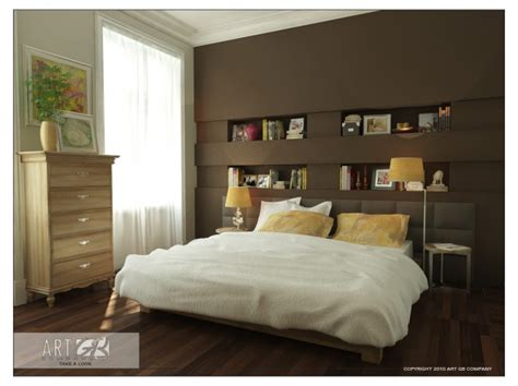 modern bedroom brown brown bookcase with wood floor amazing colorful bedrooms