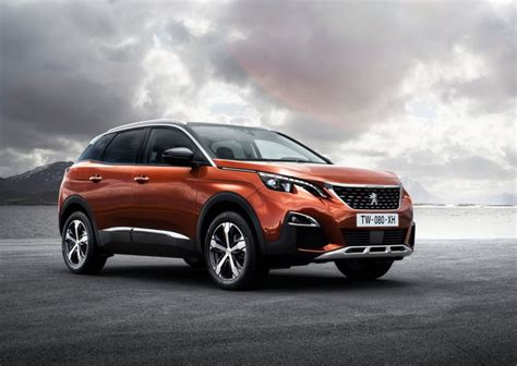 used peugeot 3007 2017 peugeot 3008 prepares for middle eastern debut