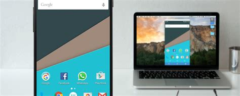 mirror pc to android mirror your android screen to a pc or mac without root