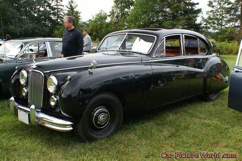 jaguar front 1953 jaguar mk vii front left