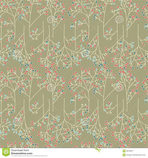 background pattern trees abstract trees seamless pattern background royalty free
