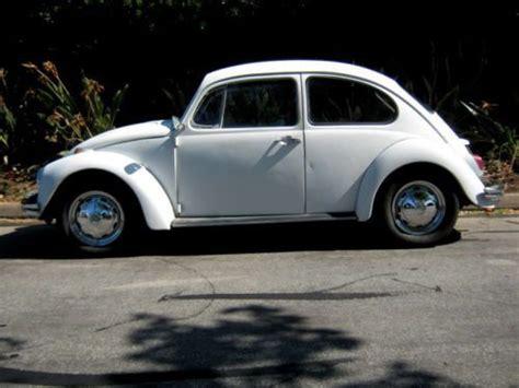 purchase   volkswagen beetle sedan  vw bug fun economical  rancho