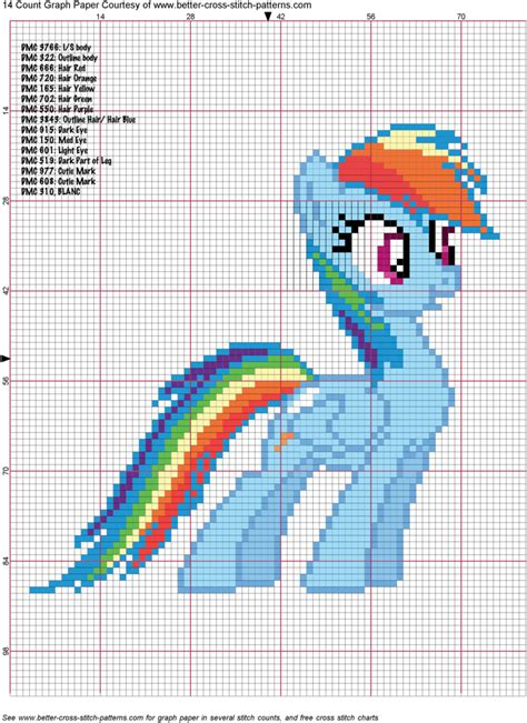 cross pattern png rainbow dash cross stitch pattern by agentliri on deviantart