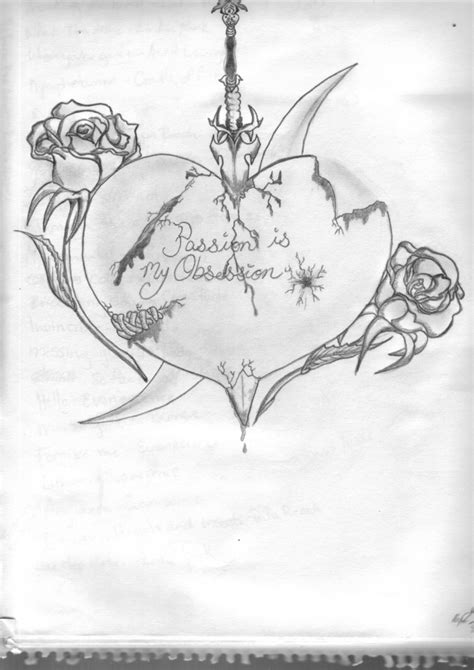 designs fo a broken heart by surya suka flare on deviantart