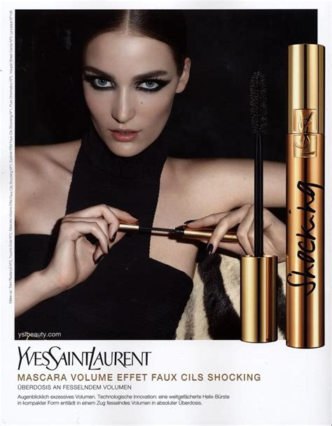 Mascara Ysl next model management milan art8amby s page 2