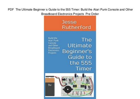 machine learning for absolute beginners the ultimate beginners guide for algorithms neural networks random forests and decision trees books pdf the ultimate beginner s guide to the 555 timer build