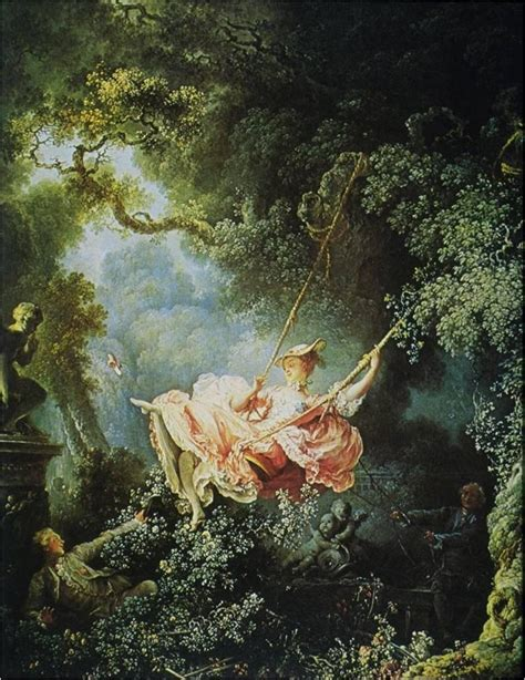 the swing watteau 19th century french art final history of art and