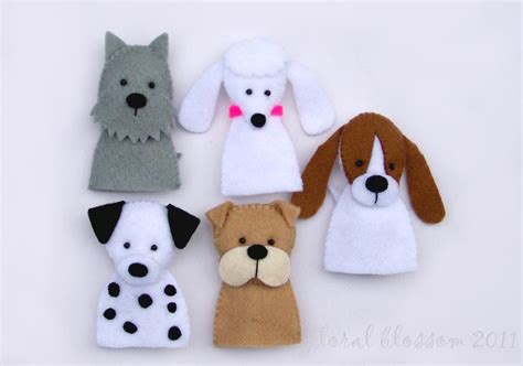 puppy puppet pin puppet pattern on