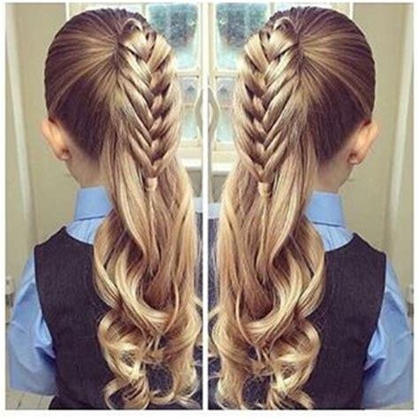 easy hairstyles for school trip прически в школу на короткие средние и длинные волосы