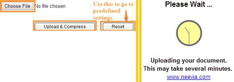compress pdf file to 5mb free website to compress pdf online neevia pdf compress