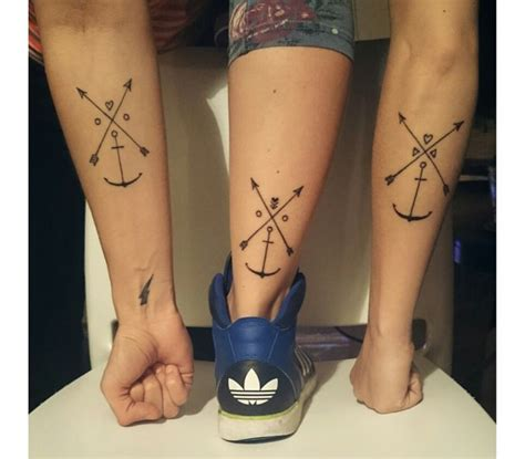 crossed arrow tattoo meaning 25 best ideas about crossed arrow tattoos on