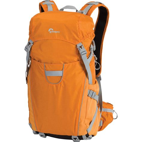 lowepro photo sport 200 aw backpack orange lp36354 b h photo