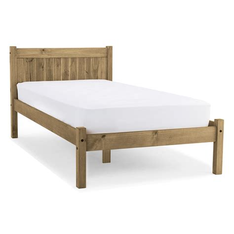 Maya Wooden Bed Frame Kiddicare Com Wooden Beds