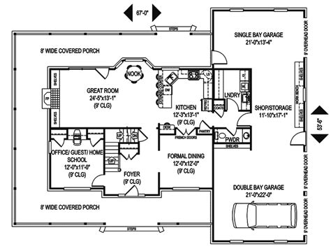 dobbin place country home plan 067d 0032 house plans and