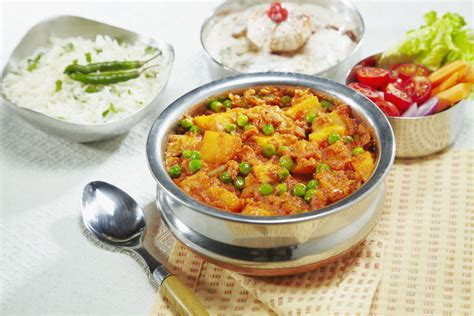 Painting A Small Bathroom Ideas vegan aloo matar indian potatoes and peas recipe