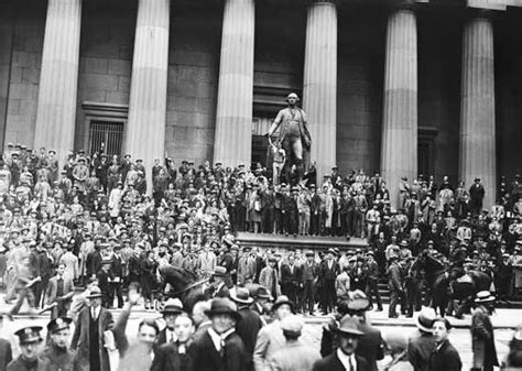 imagenes del jueves negro 24 octubre 1929 sucede el jueves negro quot comienza el crack