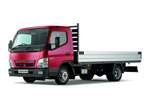 mitsubishi trucks mitsubishi fuso canter technical details history photos
