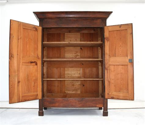 armoire uses french louis philippe pine armoire haunt antiques for the modern interior