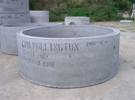 concrete chamber sections concrete ring or section chamber special quotation