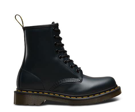 doc martens schwarz matt s 1460 smooth 1460 8 eye boots official dr