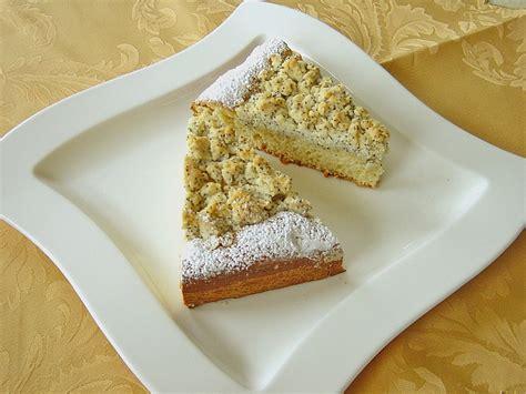 hefeteig kuchen mohnstreusel hefeteig kuchen mima53 chefkoch de