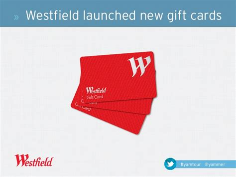Can You Use Westfield Gift Cards At Countdown - 187 westfield launched new gift