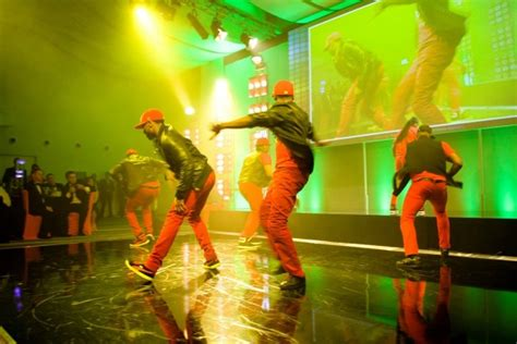 dance themed events how to create disruptive events apex event management