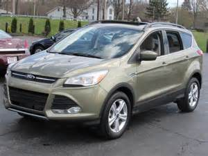 ford escape green indiana mitula cars