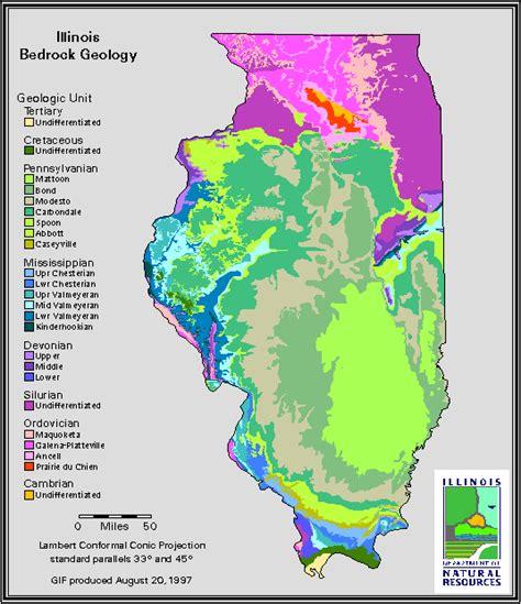 map of illinois basin coal mines pennsylvanian geological period