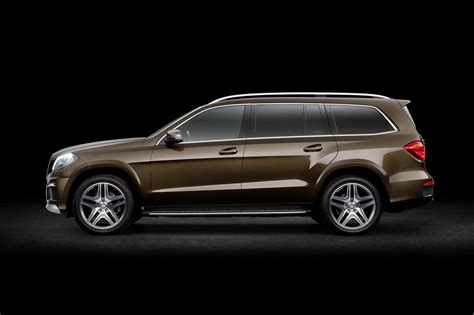 suv mercedes 2013 mercedes benz gl class luxury suv unveiled