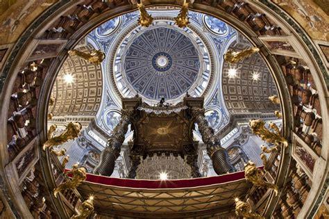 basilica san pietro interno osram per la basilica di san pietro a roma arketipo