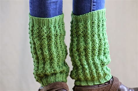 how to knit a warmer two dozen more legwarmers to knit free patterns