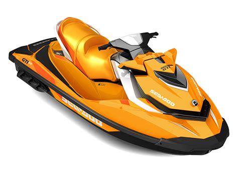 2017 Sea Doo GTI? SE 130   Orange, White 2017 Sea Doo