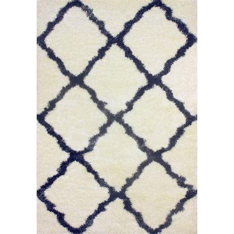 nuloom moroccan trellis shag rug 8 x 10 nuloom moroccan trellis shag blue 8 ft x 10 ft area rug ozsg14b 8010 the home depot