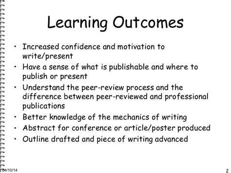 academic writingcdg