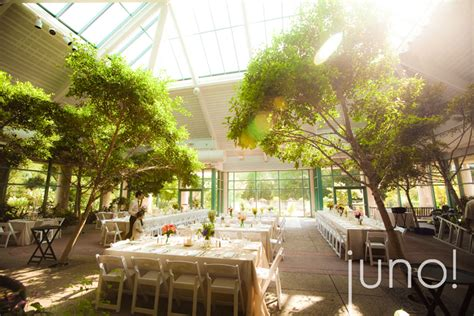 Botanical Gardens Dc Wedding The Atrium At Meadowlark Botanical Gardens Hitched Classic Wedding Stuff And