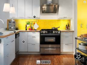 Kitchen Ideas From Ikea by Inspirational Yellow Kitchen Design Ideas Ikea Yellow