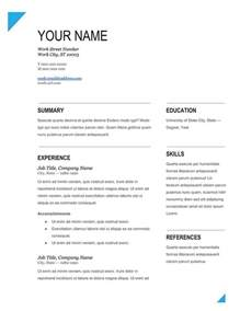 current resume trends 2016 templates best cv samples