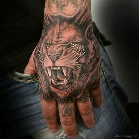 lion hand tattoo 41 best tattoos on