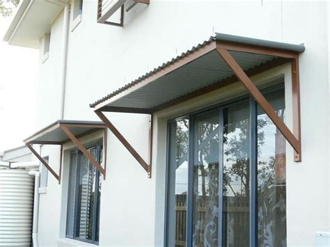 Aluminium Window Awnings by 25 Best Ideas About Window Awnings On Window