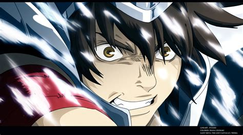 desmotivaciones de anime saint seiya lost canvas albafika de piscis pegasus tenma 907572 zerochan