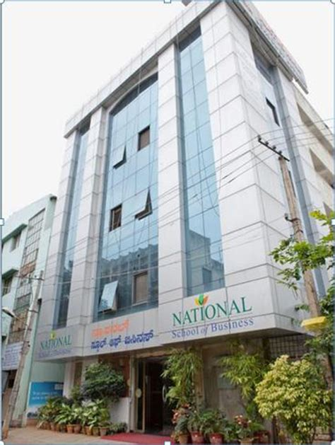 Mba In National Labs by National School Of Business Nsb Bangalore Admission 2018