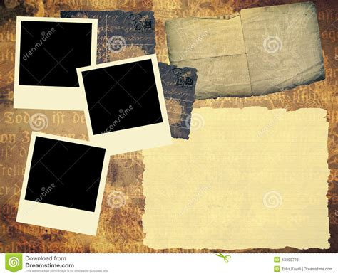 Old Book Template Royalty Free Stock Photos Image 13390778 Free Photobook Template