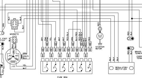 hd  polaris   wiring diagram