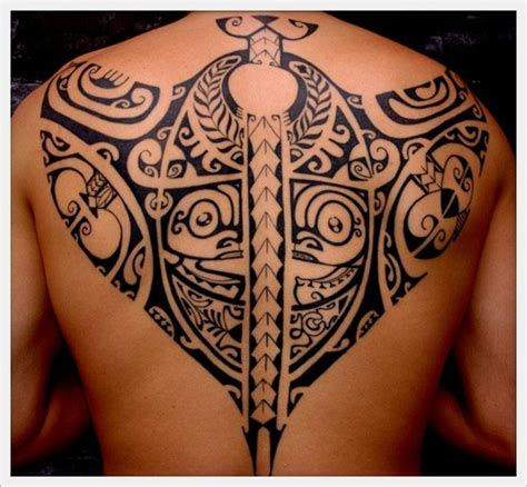 tattoo back tribal 35 tribal back tattoo designs
