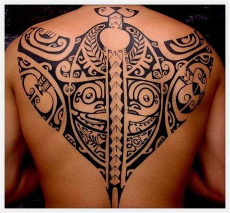 35 Tribal Back Tattoo Designs Back Tribal Tattoos For 2