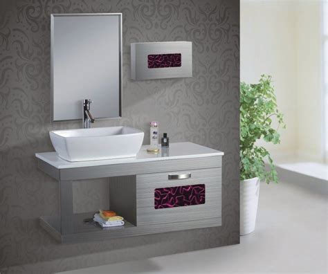 China Modern Bathroom Mirror Cabinet Jz005 China Cabinet Mirror For Bathroom